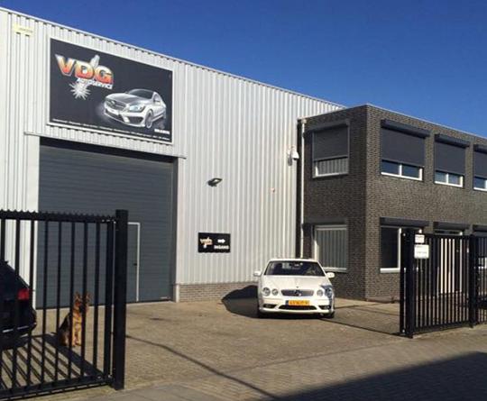 Autogarage en Mercedes specialist in Bergen op Zoom